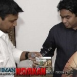 A.R.Rahman releases Audio of Nayakan