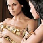 Veena Malik Played double role