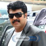 V K P with Mammootty