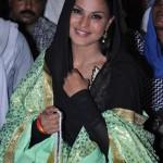 Veena Malik at Hazrat Nizamuddin Dargah